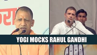 Party that Rahul Gandhi supports is certain to lose polls: Yogi Adityanath