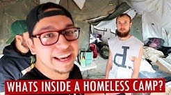 HOMELESS LIVING IN THE SEWERS OF ARIZONA