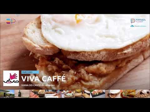 Viva Caff Snack bar tapas onde comer restaurantes Viana do Castelo Alvarães