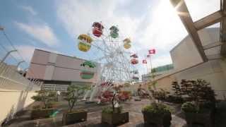「懐かしいデパート屋上遊園地の観覧車」 名古屋三越栄店