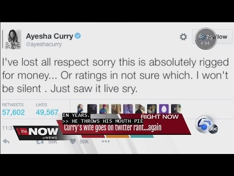 Cleveland reacts to Curry's controversial comments