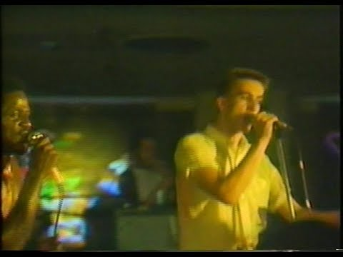 The Specials - Gangster (1980 live) HD
