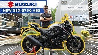 รีวิว NEW SUZUKI GSX S750 ABS ปีศาจร้าย ราคา 377,000.