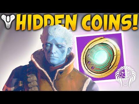 Destiny 2: HIDDEN STRANGE COINS! Traveller Secrets, IO Dragons, Oathkeeper Rank & Bosses