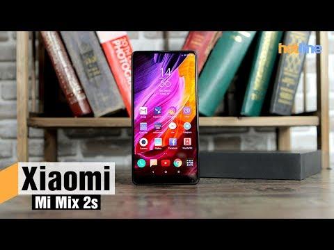 Xiaomi Mi Mix 2s — обзор смартфона