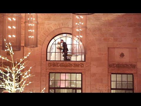 Philadelphia Wedding at Union Trust {Kelsey & Dave}
