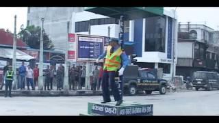 Traffic Dance in DurbarMarg