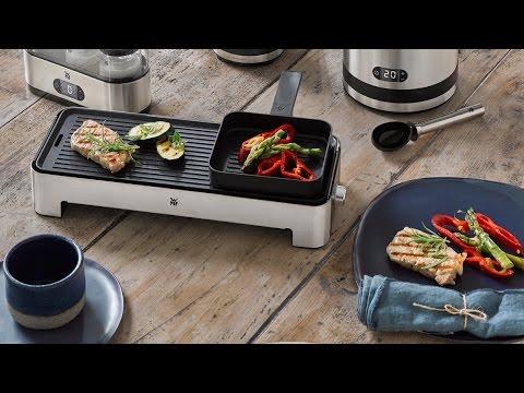 wmf kitchenminis raclette youtube. Black Bedroom Furniture Sets. Home Design Ideas