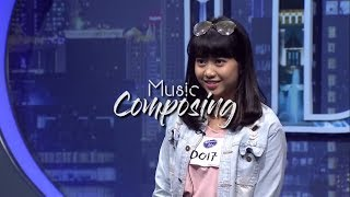 Music Composing - Ghea Indrawari ( Issues by Julia Michaels ) Indonesian Idol 2018