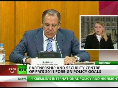 2010 FM: 'NATO not yet Russia's strategic partner'