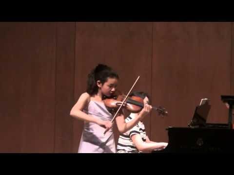 Mendelssohn Concerto in E Minor, Op  64   Jennifer Jeon