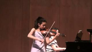 Mendelssohn Concerto in E Minor, Op  64   Jennifer Jeon