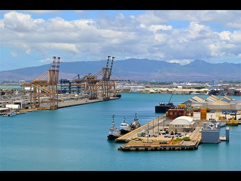 Hawaii Closes All Ports and Harbors...