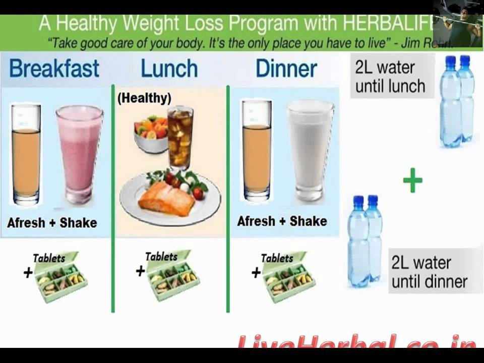 How To Lose Weight Fast And Effective Diet Program ...