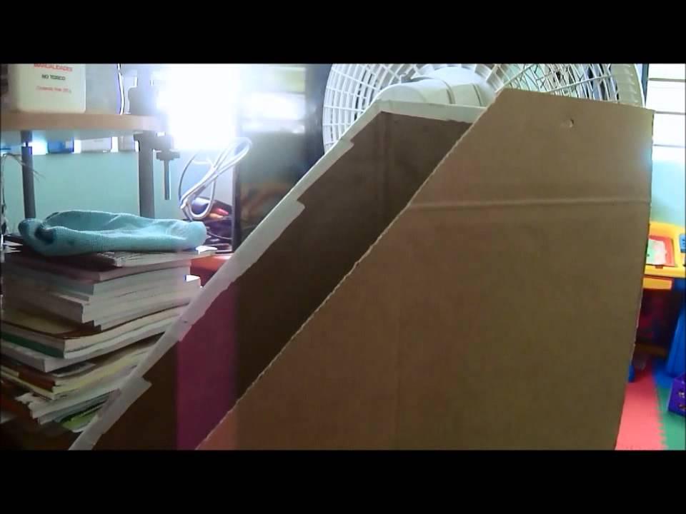 Organizador para papeles scrap youtube - Organizador de papeles ...