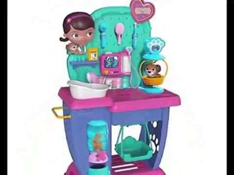 Disney docteur doc mcstuffins clinique v t rinaire jouet - Jouet doc la peluche ...