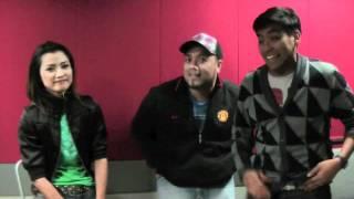Arrora Salwa di Carta Hit ERA bersama Ray & Haniff