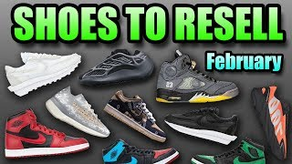 Most Hyped Sneaker Releases February 2020 | Sneakers To Resell In February 2020