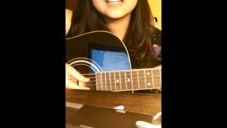 Phút Yêu Đầu Thu Minh ( cover by me )