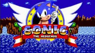 Sonic 1 Music: Drowning