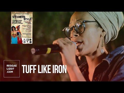 ReggaelizinJA: Tuff Like Iron - Tune In @ Steamers Style (Jan 30, 2016)
