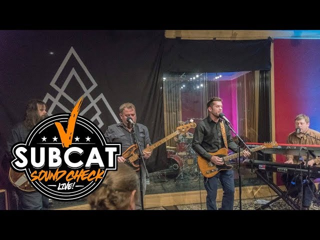The Black River - Crumbling Stone (Live @ Subcat Studios)