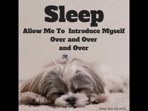 559 - Sleep & Allow Me to Introduce Myself, Over and Over and Over