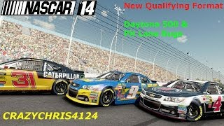 NASCAR 14: New Qualifying Format, Major Daytona 500 & Pit Lane Bugs