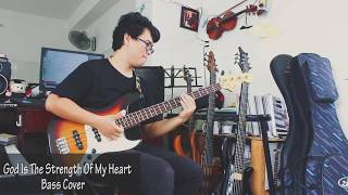 [Bass Thánh Ca] Sức Thiêng Trong Con - God Is The Strength Of My Heart // J-US Ministry Cover