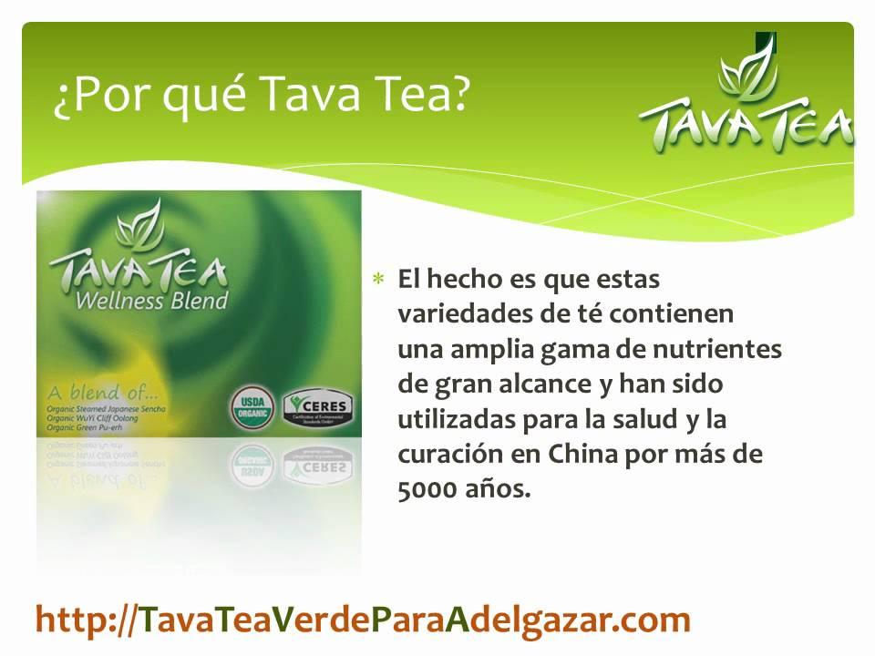 cual es el te verde para adelgazar