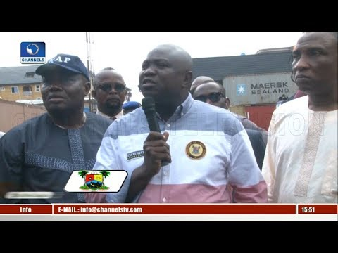 Ambode Unveils Strategic Intervention To End Apapa Gridlock | Dateline Lagos |