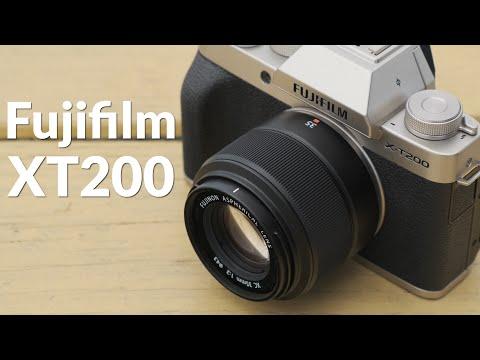 Fujifilm XT200   Hands On