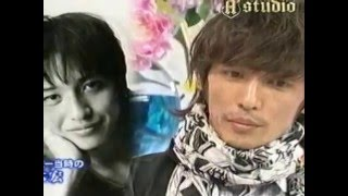 玉木宏さんの幼いころの写真からドラマと映画やテレビ出演、PVなどの写...