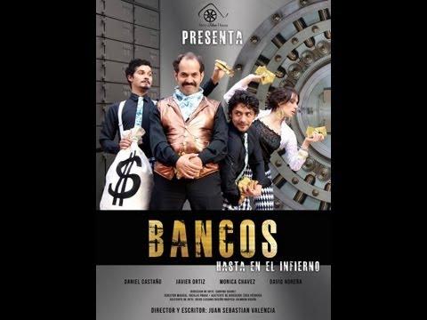 Bancos... Hasta en el infierno (trailer teatro 2013)