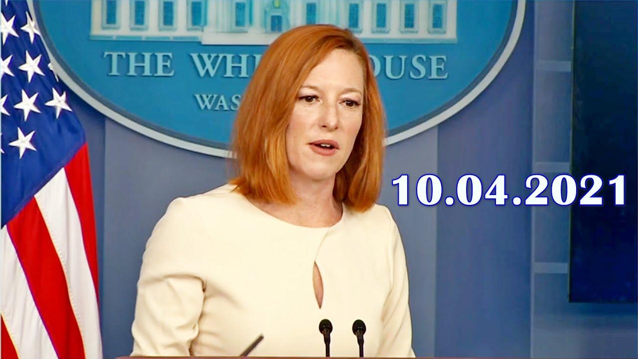 BREAKING! - Press Briefing by Press Secretary Jen Psaki - WATCH!