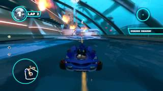Sonic & All Stars Racing Transformed - Burning Depths - Burning Rangers Tribute