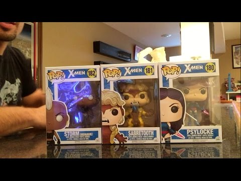 Episode 69 - TOY HUNTING X-men Funko Pops, World of Nintendo