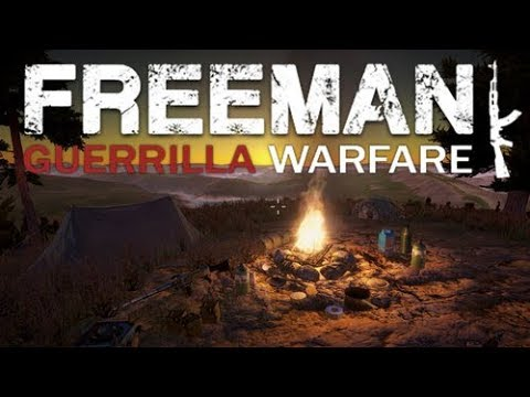 Freeman Guerrilla Warfare Gameplay Impressions - Mount & Blade with Revolutionary Gun Battles!