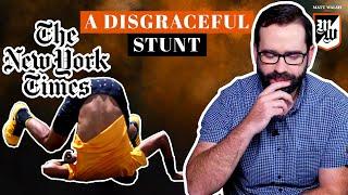 A Disgraceful Stunt | The Matt Walsh Show Ep. 365