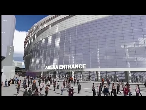 Warriors New SF Arena Video Shown At Dreamforce #DF15