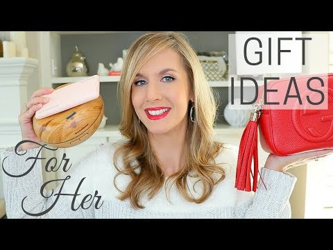 HOLIDAY GIFT GUIDE FOR HER | All Price Ranges | Home, Tech, Beauty, Style, Hostess, Secret Santa
