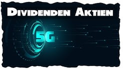 4 Dividenden Aktien im Anlagetrend 5G Technologie
