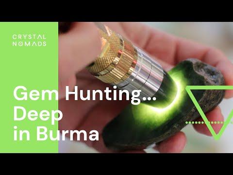 Gem Hunting... Deep in Burma