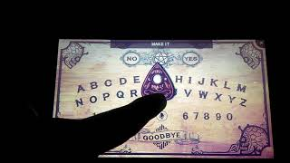 proof ouija board