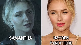 Characters and Voice Actors - Until Dawn