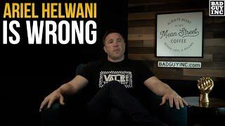 Ariel Helwani is Wrong...
