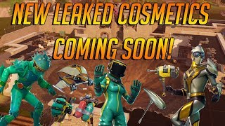 NEW LEAKED LEGENDARY Skins, Gliders, Backpacks And Pickaxes In Fortnite Battle Royale! NEW SKINS!