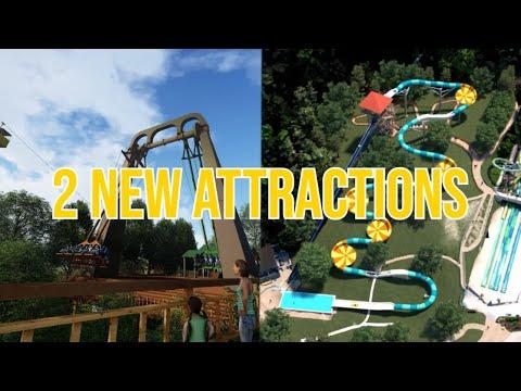 Busch Gardens Williamsburg Christmas Town 2019.Busch Gardens Williamsburg In 2019 Thrillnetwork