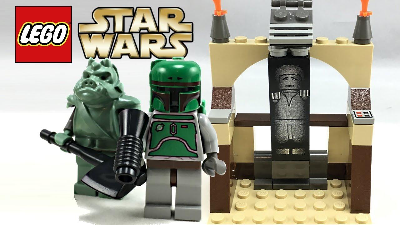 Lego Star Wars Jabbas Prize Set Review 2003 Set 4476 Youtube