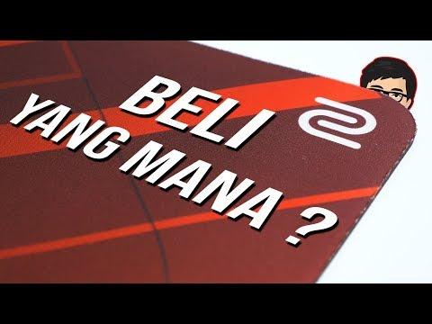 Tips Membeli Mouse Pad Gaming Biar Tidak SALAH BELI ! feat. Zowie GSR-SE Red Edition